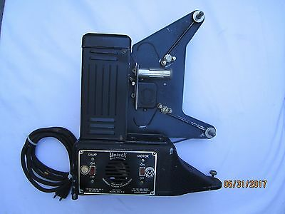 Vintage Antique Univex 8MM Projector Model P-8 ( Must See )