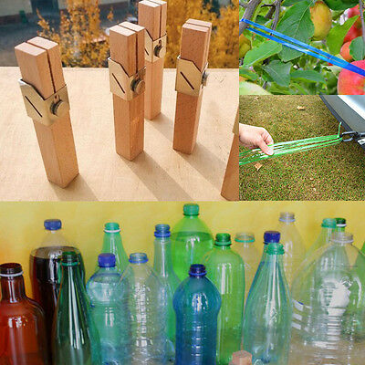 Creative DIY Plastic Bottle Rope Cutter Environmental Tool Home Garden Hand Tool