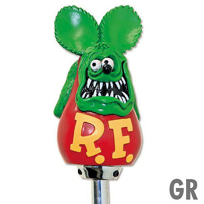 Rat fink - Green Shift knob Car Accessories  ED Big Daddy Roth