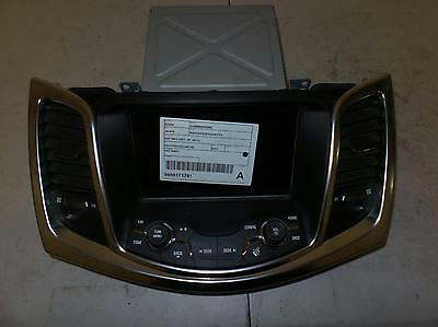 Holden Commodore Radio/cd/dvd/sat/tv Sat Nav Unit, Vf, 05/13-