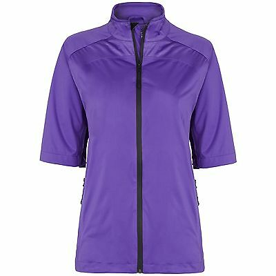 Sporte Leisure Ladies Waterproof Short Sleeve Jacket - Size 12