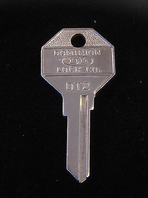 DT2 DATSUN Primary KEY Blank 1958-1965 Fairlady 1000 1200 1500 419 411 Bluebird