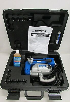 New! Hougen Hmd150 Low Profile Portable Magnetic Drill, 115V, Usa