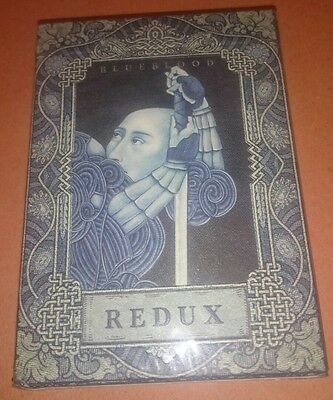 BLUEBLOOD REDUX UUSI Deck Of Playing Cards SEALED NEW PRISTINE