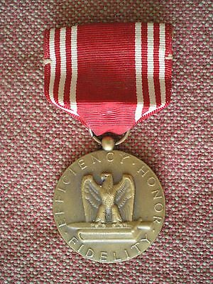 WW2 US Army Good Conduct Medal
