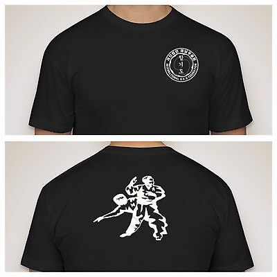 International HKD Federation Hapkido Hankido Hankumdo T-Shirt
