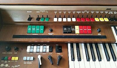 Yamaha DK40 Organ - Cool features, easy repair to get going again