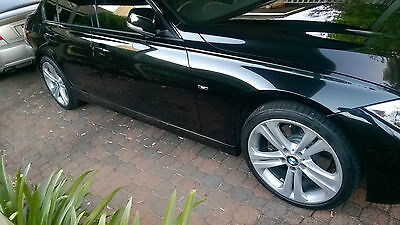 """BMW F30 Sport Line 19"""" Wheels and Tyres (all 4)"""