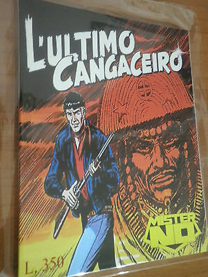 Mister NO n 3 Variant Cover  L'ultimo cangaceiro