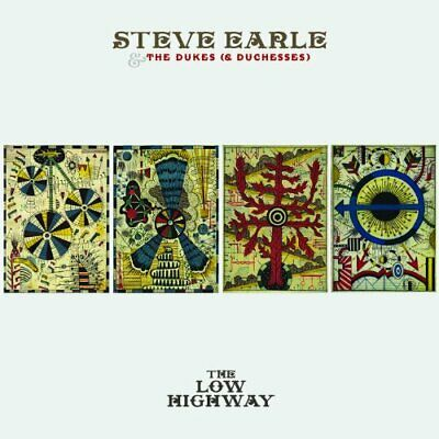 Steve Earle and The Dukes (andDuchesses - The Low Highway [CD]