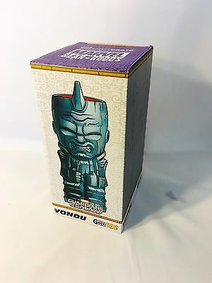 Exclusive Loot Crate Guardians of the Galaxy 2 Yondu Geeki Tiki Cup New Rare