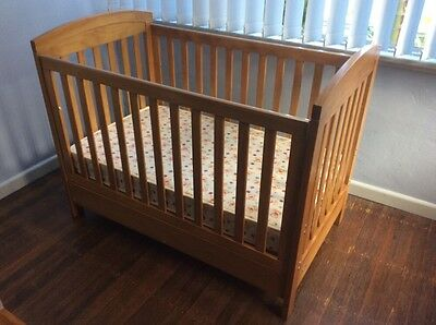 Grotime 3 Piece Nursery Set - Cot, Change table, and Chest