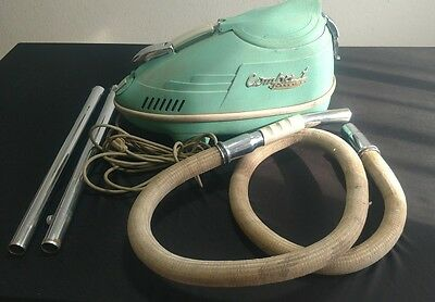 Vintage Compact Electra Interstate Vacuum Cleaner Model C6
