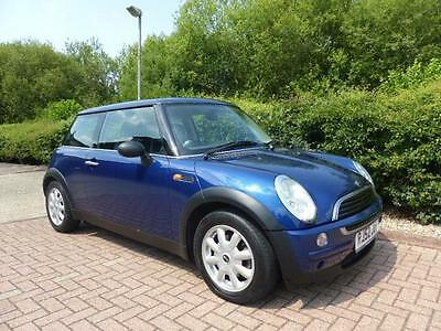 MINI One 1.6I 16V ONE LOW MILEAGE