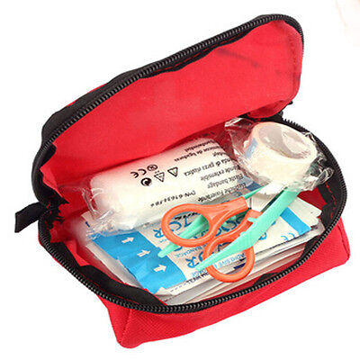 Useful Medical Emergency Survival Kit Tool Bag First aid BAG Outdoor
