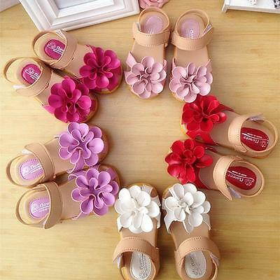 Children's Shoes Girls Summer Sandals Flower Kids Shoes Fashion Sandals