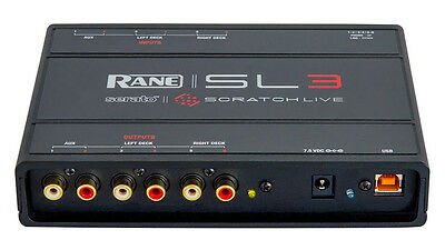 Rane SL3 Serato DJ DVS System - Audio Card - NEW -