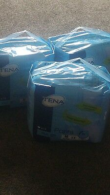 Tena Pants Plus Medium - Case of 3  x 14 Incontinence Pants.   HALF PRICE