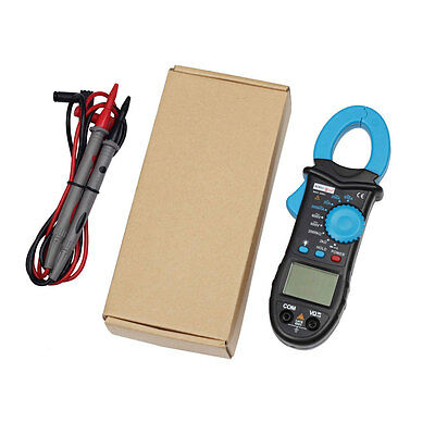 ACM12 Automatic Digital Probe 600A AC DC Voltage Clamp Multimeter Meter Ammeter
