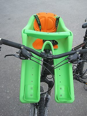 Forward Facing Child Bike Seat - Safe-T-Seat Ibert