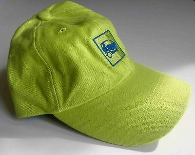smart city coupé - Base Cap - stream green - original smartware  - vintage 2000