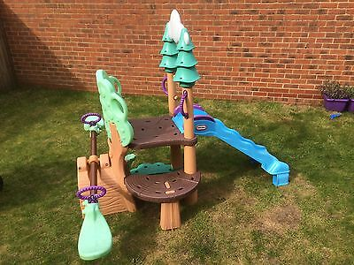Little Tikes Whimsey Woodland Playcentre. Outdoor climbing Frame