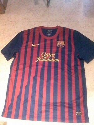 Maillot de foot FC BARCELONE neuf taille XL
