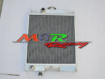 Aluminum Radiator For SUZUKI SWIFT GTI /GS/GT/GL/GLX 1989-1994 Manual 90 91 92