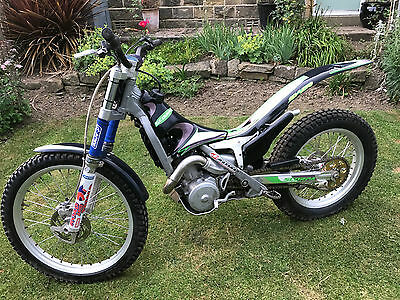 Scorpa SY250cc Trials Bike, Nice 2005 Model