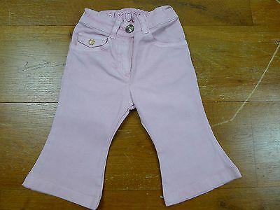 BNWT Roberto Cavalli baby girl pink trousers size 3 months
