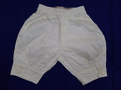 New with tags Kenzo beige baby girl trousers size 3 months