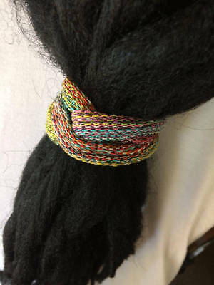 Dreadlock Accessories, Dread Hair Ties, Dreadbands, Pony Tail, Dread Hair Bands
