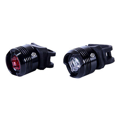 Entity LS15 Safety LED Bicycle Light Set NEW Bicycles Online