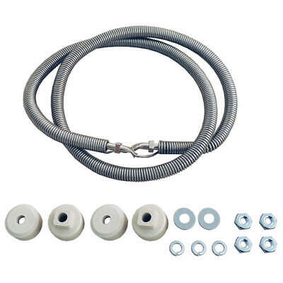 SUPCO Coil Kit,23in.L,Nichrome, DH500-3