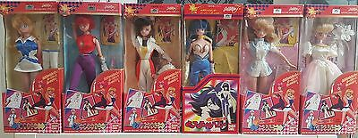 cutie honey anime doll sailor moon