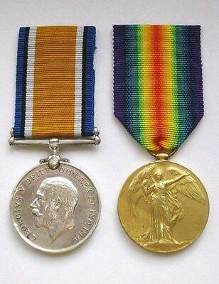 Ww1 Pair To A Cape Towner In The 2Nd South African Infantry Regiment - Gittins