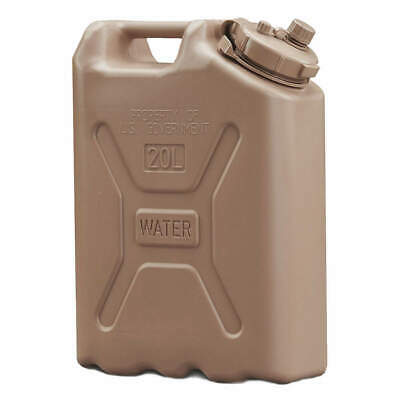 SCEPTER 06181 Water Container,5 gal.,Sand