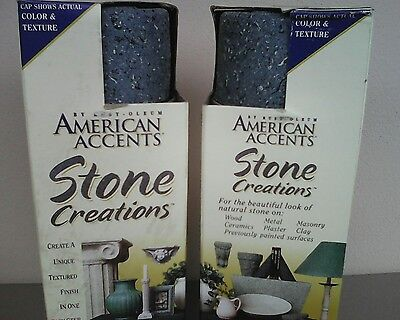 stone creations spray cans 2 american accents rust-oleum.texture art blue slate