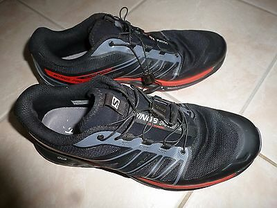Salomon Wings Pro 2 - Chaussures De Trail Running Homme - Pointure 45 1/3