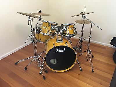 Pearl Session Custom 5pc Shell Pack