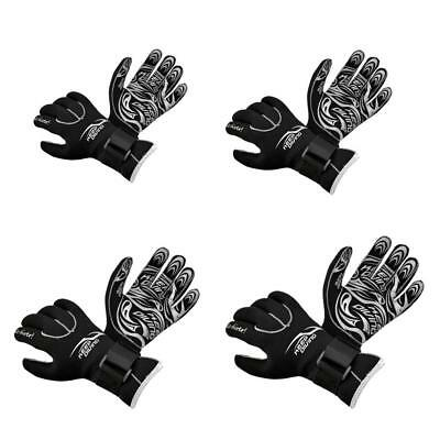 Pro Scuba Diving Surfing Snorkeling Kayaking Swim Gloves 3mm Neoprene Skid-proof