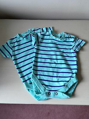 Baby Grows/Bodysuits x 2 by NEXT; 0-3 Months;  NEW!!