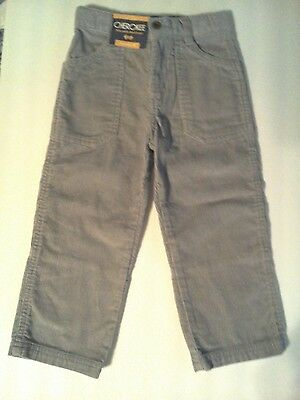 Boy's Corduroy pants - Cherokee brand - New With Tag - Size 3T