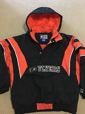Vintage Starter NHL Philadelphia Flyers ice hockey jacket