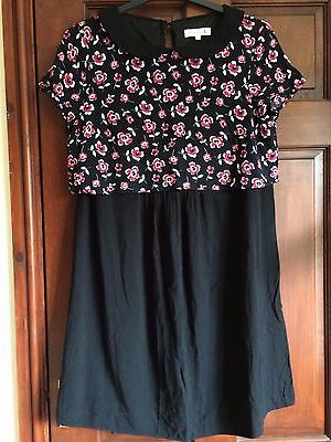 Gorgeous Red Herring Maternity Dress size 14