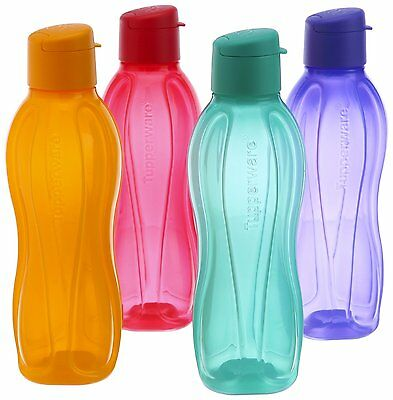 Tupperware FlipTop Water Bottle 750ml, One Bottle 100% Original Free Shipping