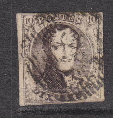 Belgium 1849 Sg 1 good used