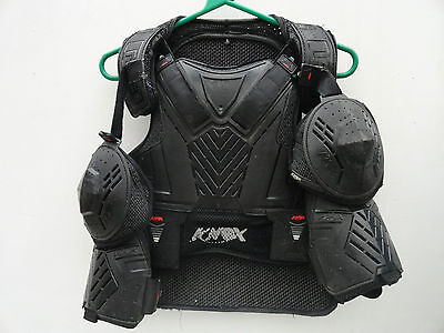 Knox Motocross Body Protector Adult size Large