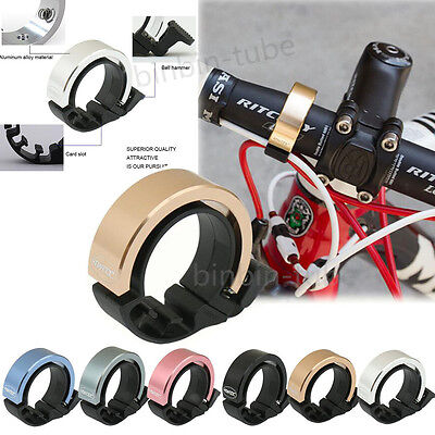 90db Mini Invisible Bicycle Bell Bike Handlebar Horn Ring Bell 22.2-24MM/31.8mm