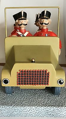 Robert Harrop Camberwick Green  The Army Truck Cg94 Mint In Box
